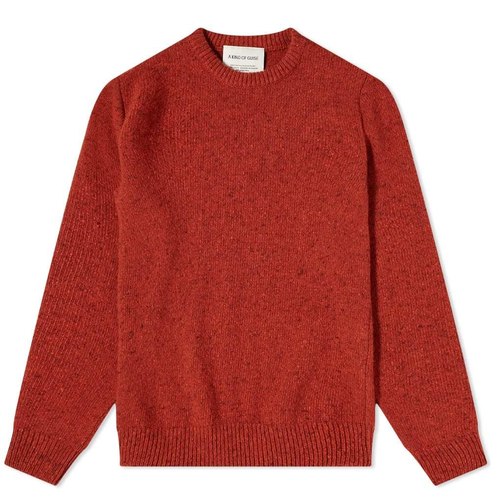 Photo: A Kind of Guise Onin Cashmere Mix Crew Knit