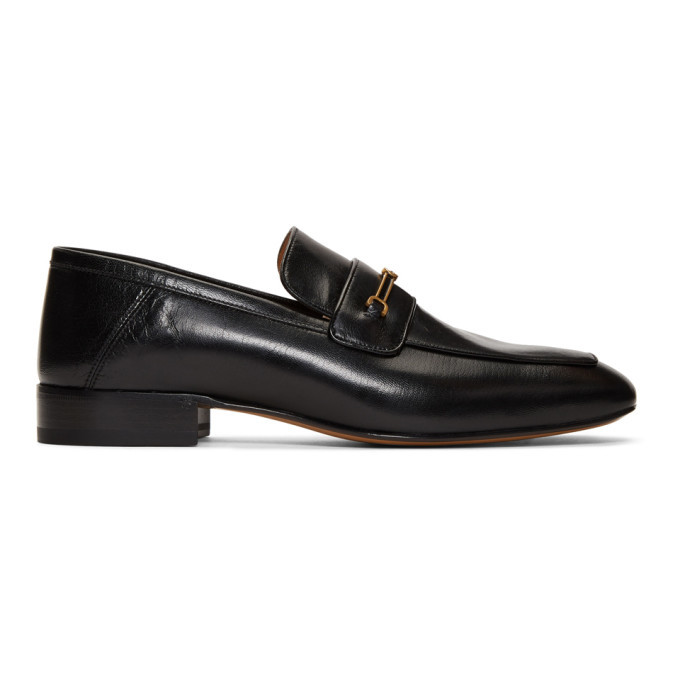 Photo: Gucci Black Yonder Loafers