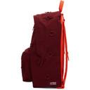 Raf Simons Burgundy Eastpak Edition Padded Loop Backpack