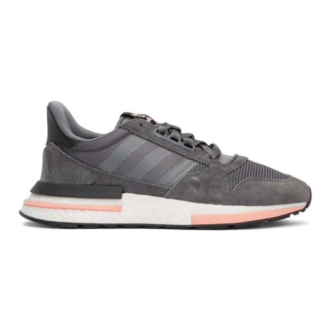 adidas originali grigio e rosa zx 500 e scarpe adidas