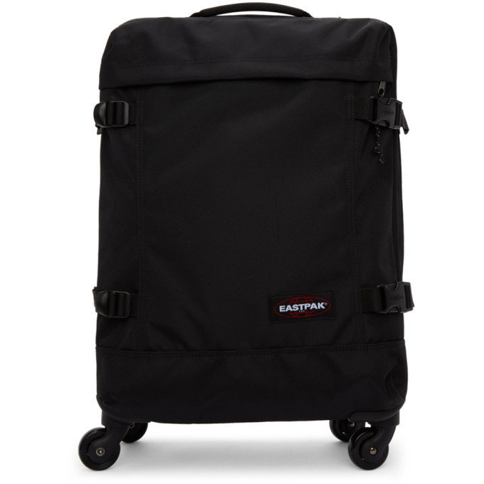 Photo: Eastpak Black Small Trans4 Suitcase